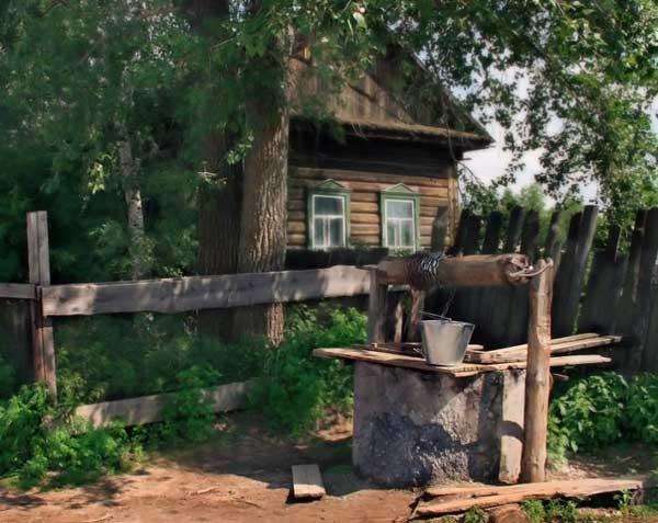документальный фильм о. деревне искирь