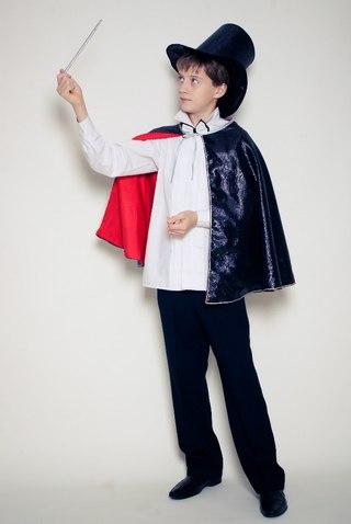 Костюм фокусника для мальчика своими руками