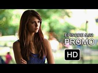 The Vampire Diaries 5x02 Promo - True Lies [HD]