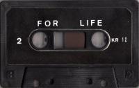 For Life, 18 сентября 1993, Петрозаводск, id160418221