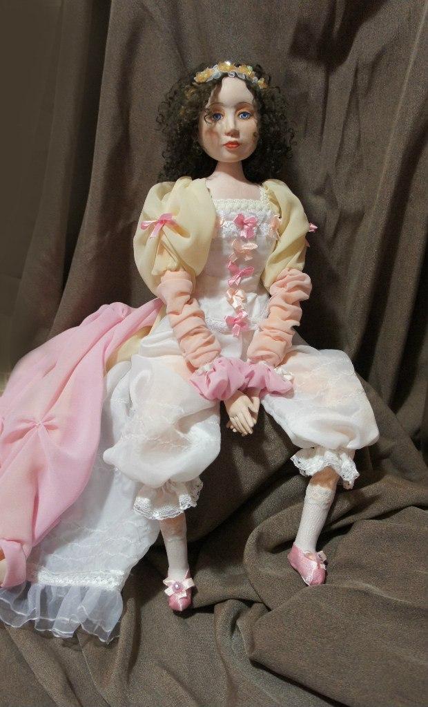 Кукла из синтепона своими руками фото 882