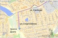Схема проезда к... Длина трассы 330 метров, напомню что раньше она была 240 метров, так же появились новые места для...
