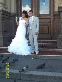 Наталья и Виктор. 22.07.2012 г.