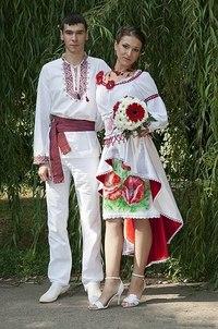 Свадебное платье в Украинском стиле в Запорожье - изображение 4.