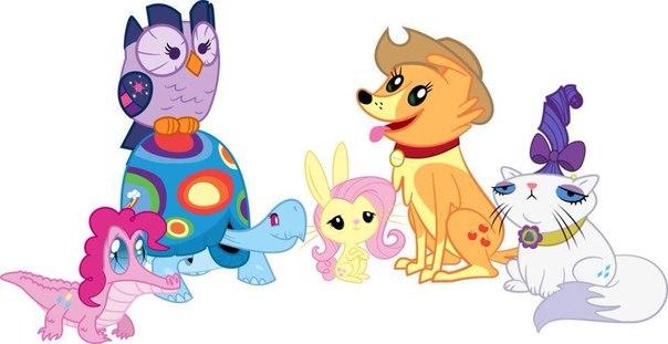 Дружба - это чудо - 4 сезон - Мой пони - My-pony ru