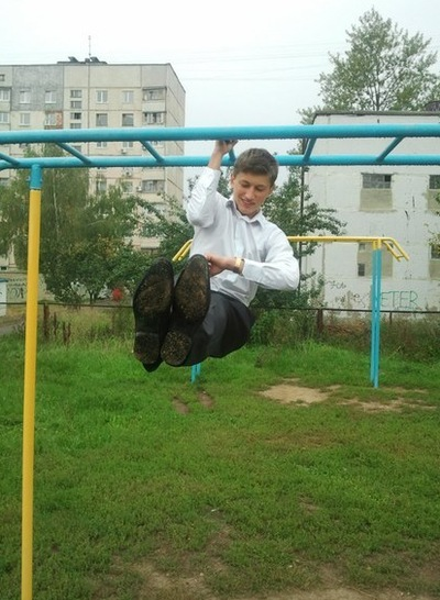 Егор Бузевич, 8 февраля 1995, Харьков, id95056946