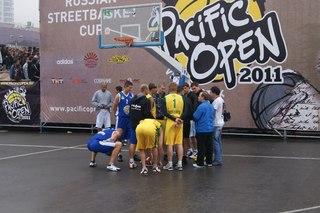 Pacific Open 2011 (Владивосток)