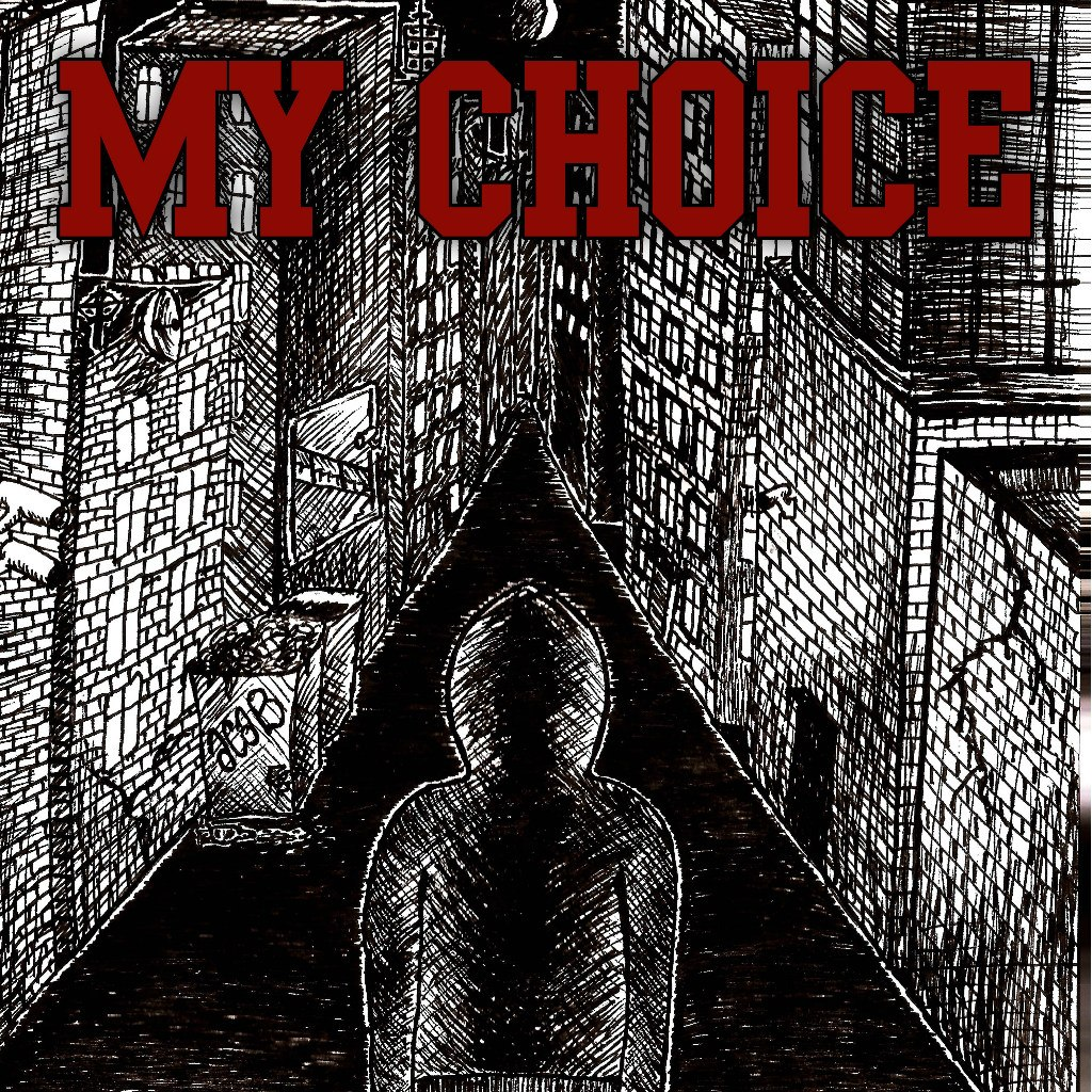 My Choice - Self-Titled (2012)
