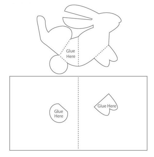 Объемная аппликация из бумаги своими руками схемы
