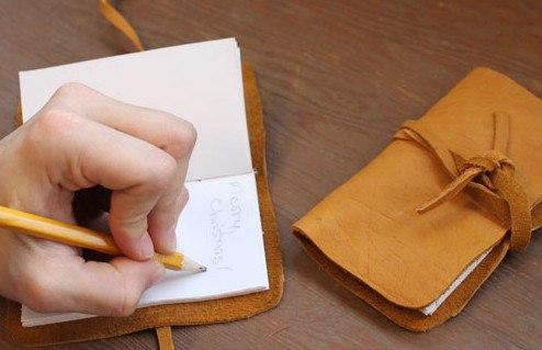 Как сделать дневник своими руками