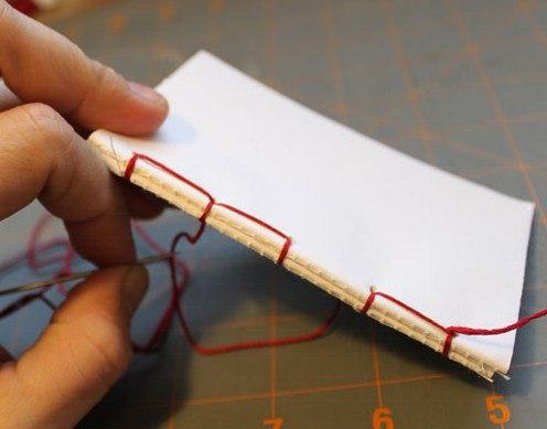 Как сделать блокнот - Самодельные