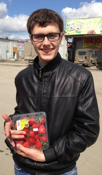 Александр Речкунов, 6 апреля , Новосибирск, id225164221