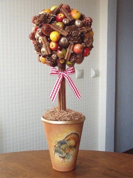 Форум Рукодельница - вышивка крестиком, вязание, рукоделие * Просмотр темы - Букеты из конфет. Кофейные и цветочные топиарии!
