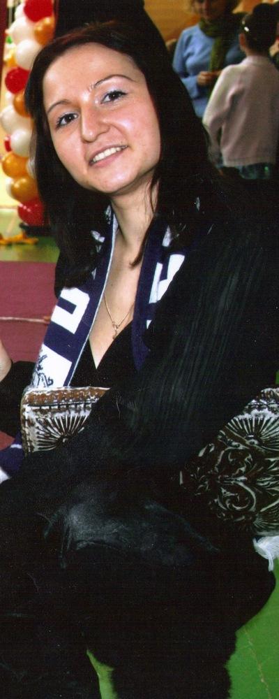 Суворова Ольга, 30 декабря 1989, Москва, id221053119