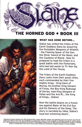SLaine the Horned God 3
