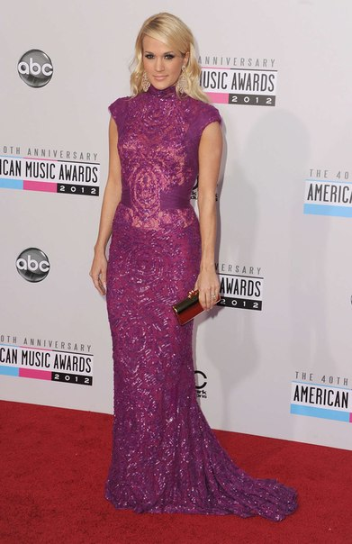 American Music Awards 2012