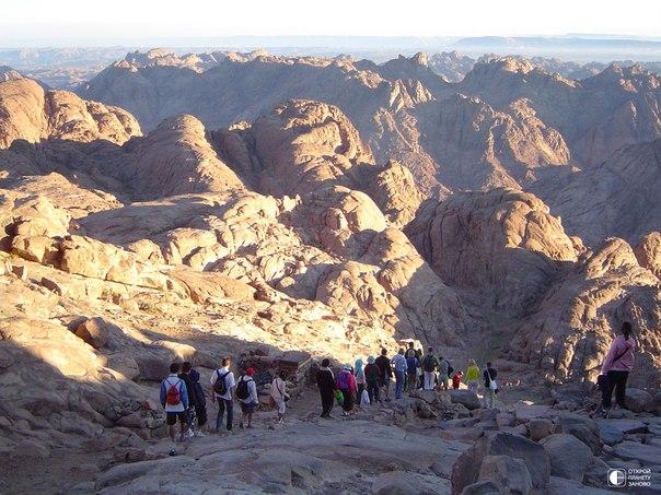 Священная гора Синай