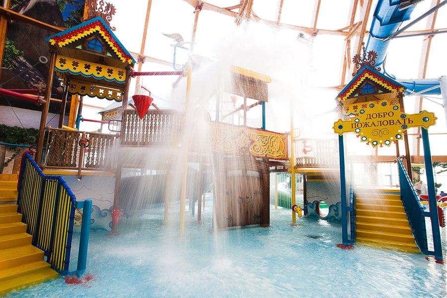 аквапарк Piterland Питерлэнд