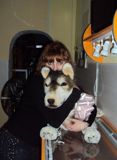 Дарья Горбарчук, 2 октября 1989, Шклов, id186818043