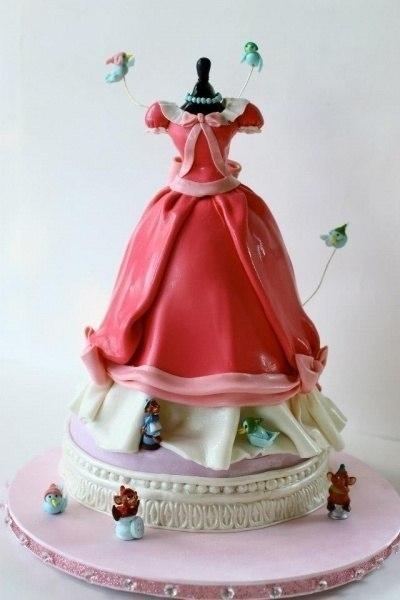 Невероятно красивые детские торты!