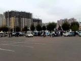 Автопробег 'Сделано в Тольятти-2012' прибывает в Воронеж