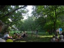"Лагерь ""Дети Солнца"". Днестровка, 2013. Лиза Бородина и девочки."