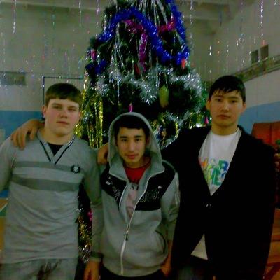 Василий Лымарь, 27 декабря 1995, Омск, id195264437
