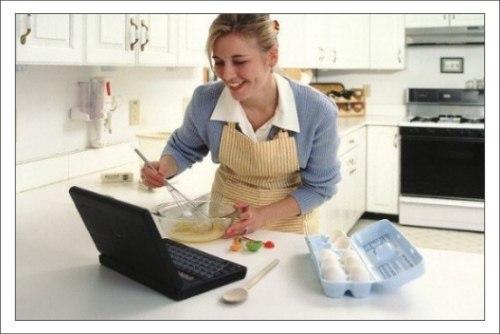 Работа в интернете для домохозяек