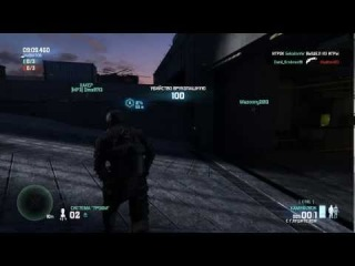 Splinter Cell Blacklist spy vs merc