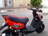 My Scooter GY6 Italika ws 150cc. 21 Full Equiped ,Exhaust Yoshimura ,Oil Radiator , CVT Cover GASCON