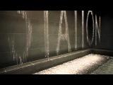 Водный экран в Японии