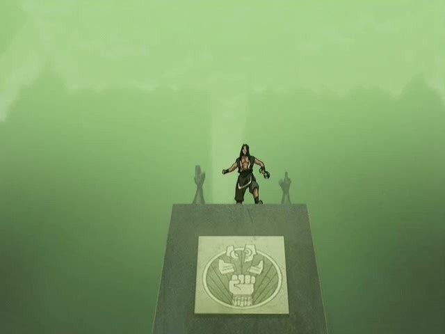 Аватар: Легенда об Аанге / Avatar: The Last Airbender - 2 сезон 6 серия [Рус. озв.]