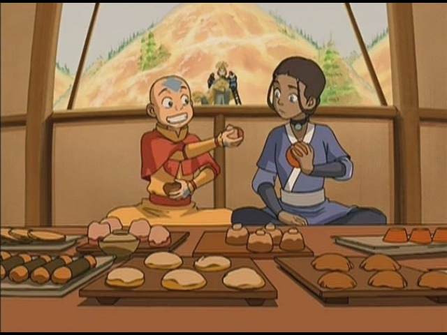 Аватар: Легенда об Аанге / Avatar: The Last Airbender - 1 сезон 4 серия [Рус. озв.]
