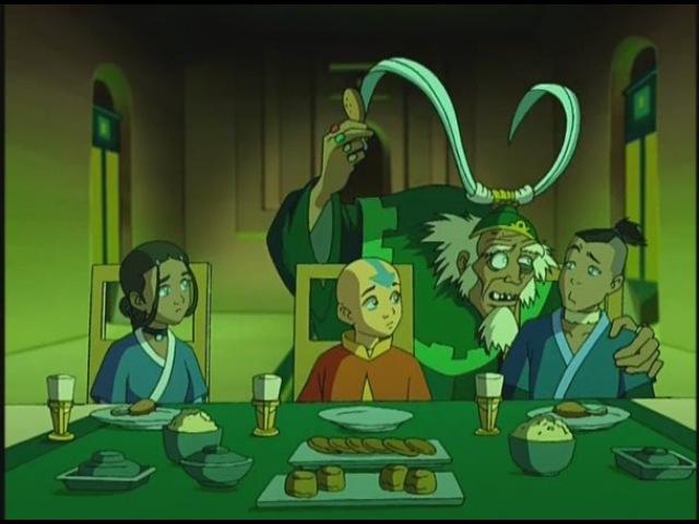 [WOA] Аватар: Легенда об Аанге (1 сезон) / Avatar: The Last Airbender - 5 серия [Рус. озв.]