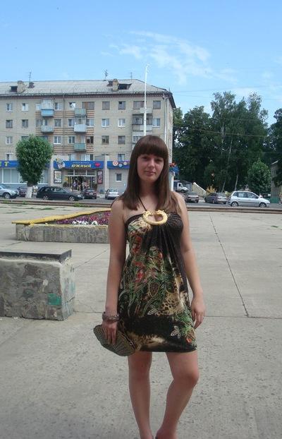 Оля Дмитриева, 23 января 1987, Тамбов, id206506234