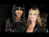 Kate Moss and Naomi Campbell Party Like Art Stars in London POPSUGAR News