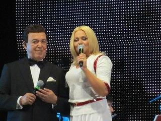 Наталя бучинська та йосип кобзон
