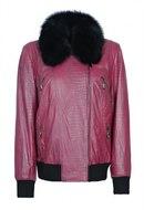 Снежная Королева Кожаные Куртки