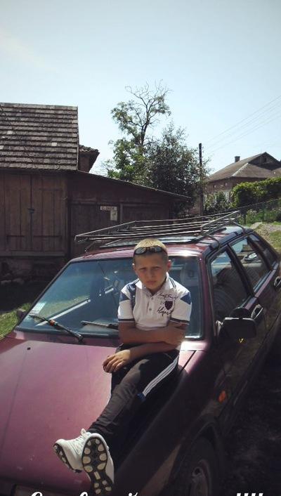 Олександр Огнистий, 6 июля 1999, Бережаны, id168155752