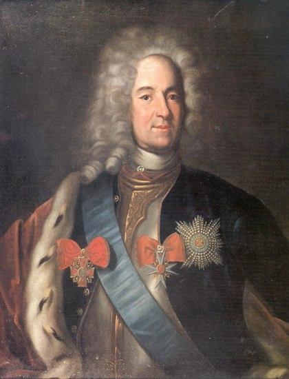 Александр Данилович Меньшиков.