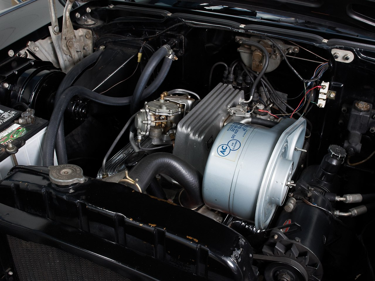 Chevrolet Bel Air Fuel Injection Sport Coupe (2454-1037D) '1957