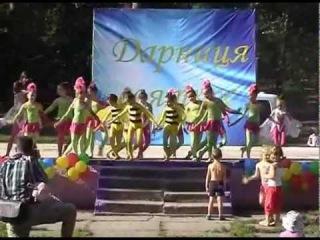 АЕСТ «Вернісаж» танок Веселий  (молодша в.гр) 12.5.2012