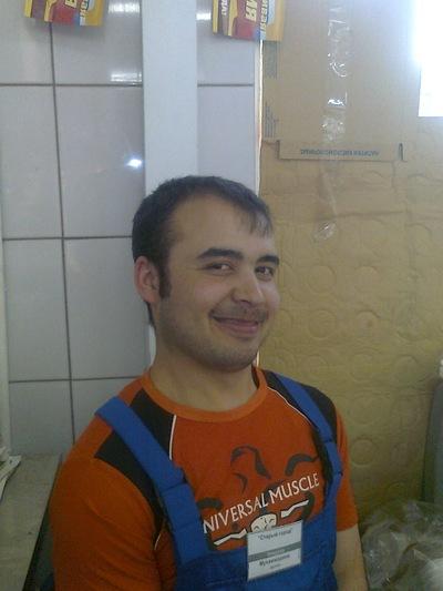 Элмурод Мухаммадийв, 31 октября 1994, Ростов-на-Дону, id209034892