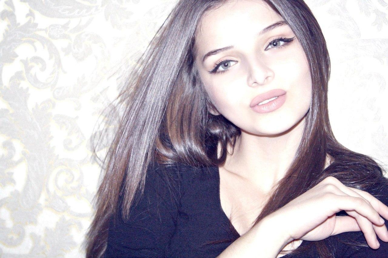 Красивые девушки чеченки 6 фотография