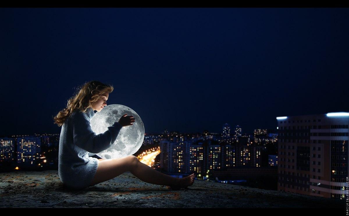 Лунные сны..