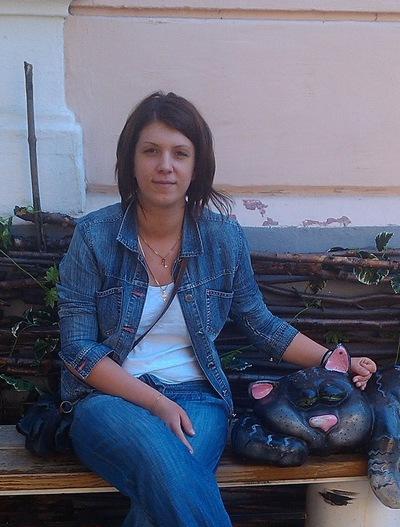 Оксана Быкова, 30 июля 1985, Ярославль, id35650584