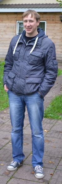 Андрей Грушев, 13 декабря 1984, Арзамас, id4295152