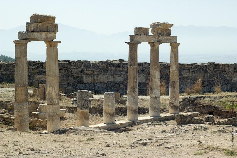 Памуккале: старый город Иераполис