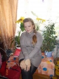 Юлия Катагарова, 6 сентября 1991, Железногорск, id134808428