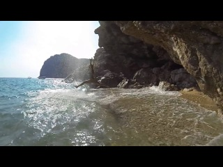 Fun on the beach 3 (Балаклава, Севастополь) GoPro HERO 3 Black Edition HD